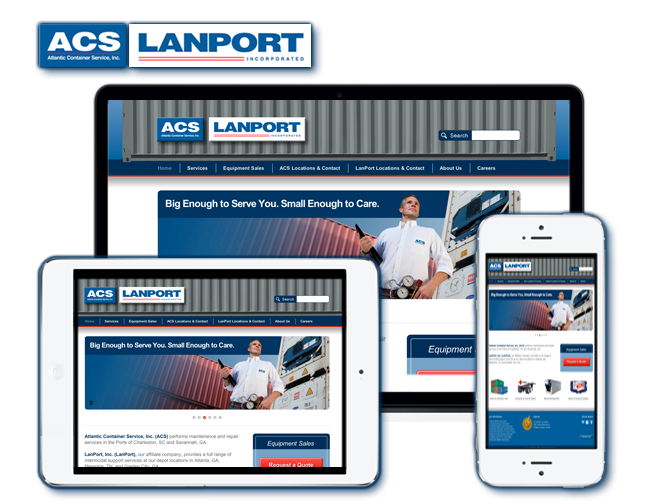 ACS Lanport Website