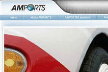 Amports – Website