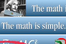 Einstein – Banner