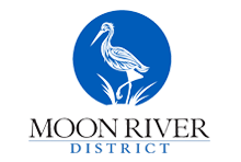 MoonRiver District Logo