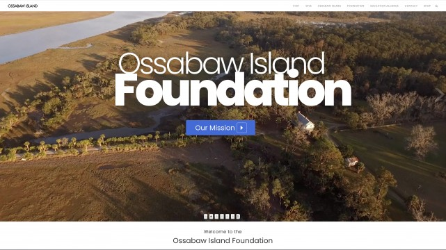 Ossabaw Island Foundation- Website
