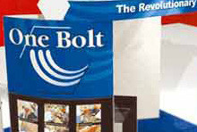 One Bolt – Trade Show Booth