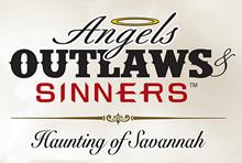 6th Sense – Angels Outlaws & Sinners Rack Card