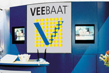 Veebaat – Trade Show Booth