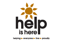 Help is here – Logo