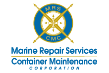 Marine Repair Service Container Maintenance Corporation – Logo